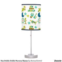 Hey Diddle Diddle Nursery Rhyme Table Lamp http://www.zazzle.com/hey_diddle_diddle_nursery_rhyme_table_lamp-256987656407579170?CMPN=shareicon&lang=en&social=true&view=113782918379678178&rf=238588924226571373