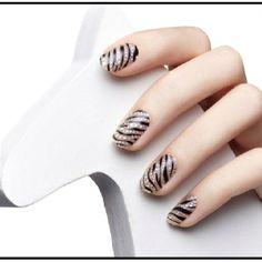 Neat zebra style