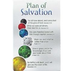phat catholic apologetics: God's Plan From the Beginning for Our Salvation The Plan, How To Plan, Salvation Quotes, Plan Of Salvation, Savior, Jesus Christ, Grow In Grace, Gods Plan, Bible Lessons
