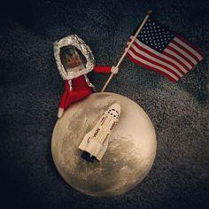 Elf on the Shelf- Astronaut