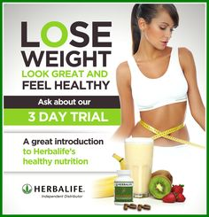 Herbalife 3 day trial Pack contains 6x F1 sachets, 8x Thermo Complete tablets. Find more at https://www.makemehealthier.co.uk/shop/products/3-day-trial
