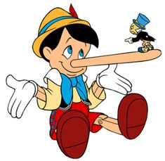 """Facebook is in-authentic - """"self presenting and """"self editing"""" interesting post - I kind of just love jiminy cricket"""