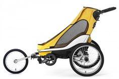 Zigo Mango stroller/bike trailer/running pram seats 2 $485.00