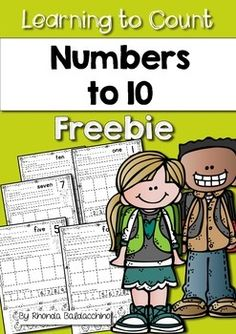 Cinco De Mayo Food Discover Learning About Numbers to 10 Freebie Here are some cut and paste NO PREP worksheets for your little ones who are just learning to count and recognise numbers to Numbers Preschool, Math Numbers, Preschool Curriculum, Learning Numbers, Preschool Kindergarten, Teaching Math, Teaching Ideas, Homeschool, Learning Letters