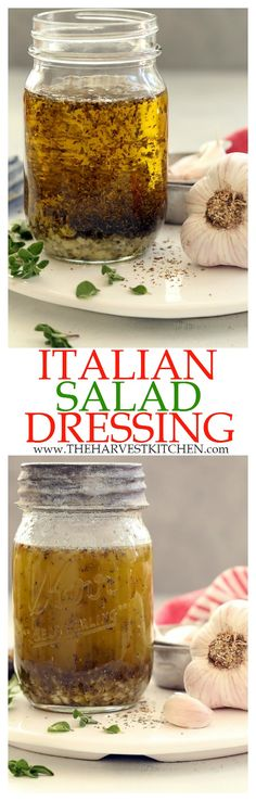This Italian Salad Dressing rivals any Italian restaurant salad dressing out there.  Keep things simple, or you can add parmesan cheese, minced kalamata olives and capers if you want to really make it extra special.  | healthy recipes | | Italian vinaigrette |
