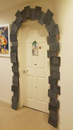 Entrance to Gryffindor common room