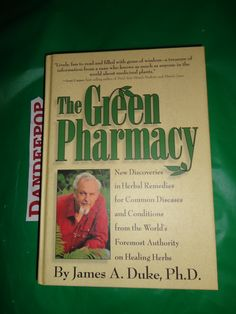 The Green Pharmacy 1997 Book find me at www.dandeepop.com