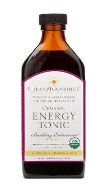 Urban Moonshine Organic Energy Tonic