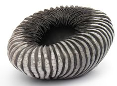 black and white - ceramic - Carla de Vrijer