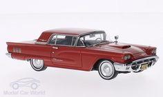 Ford Thunderbird Hardtop, rot