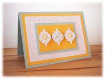 Vintagekarte für eine Hochzeit