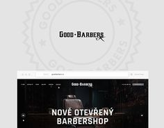 "Check out new work on my @Behance portfolio: ""Good Barbers— preview of visual communication"" http://be.net/gallery/51465579/Good-Barbers-preview-of-visual-communication"