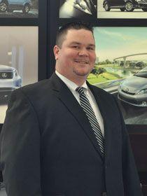Brian Toker- Service Advisor