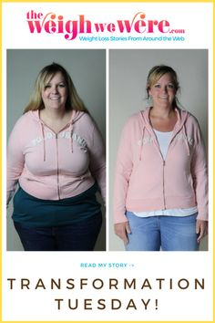 Great Transformation Tuesday success story and non-scale victories! Before and after fitness motivation and beginner tips from women who hit their weight loss goals and got THAT BODY with detox training and meal prep. Learn their workout tips get inspiration! | TheWeighWeWere.com