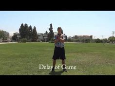 Here are many of the common signals and mechanics for an Intramural Flag Football official. Also included are some common plays you will see as an official. Flag Football, Football And Basketball, Football Officials, Cub Scouts, Sorority, Coaching, Adventure, Amp, Youtube