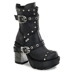 Pleaser Demonia Sinister 201 Ankle Boot