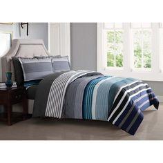 London Fog Abbington 6 Piece Bed in a Bag by London Fog - BIB1585BLX-3200