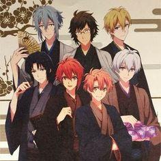I Love Anime, Anime Guys, 4th Anniversary, Manga Quotes, Slice Of Life, Ensemble Stars, Manga Games, Touken Ranbu, Anime Shows