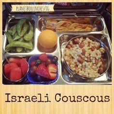 Todays Lunch - Israeli Couscous - So easy & quick to cook. Just added ...