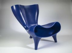 Orgone chair MARC NEWSON (AUSTRALIAN, b. 1963)  MARC NEWSON, LTD. (BRITISH, b. 1997–PRESENT) DESIGNED 1993, MANUFACTURED 1999-PRESENT, 1999