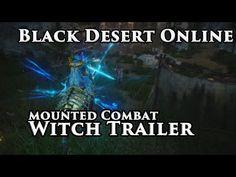 Wizard & Witch Shine in New Gameplay VideosBD Black Desert News - MMORPG.com