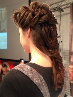 Joico Salon i-deas. Hairstyle.