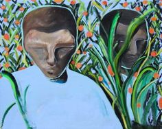 """Saatchi Art Artist Erin Armstrong; Portrait Painting, """"From the Mangroves"""" #art"""