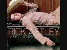 """Remix version of """"Keep It Turned On"""" Rick Astley's album Keep It Turned on was released back in 2001 which also includes his hit """"Sleeping"""" If you don't have. Rick Astley, Music Store, Make You Cry, Pop Singers, You Youtube, Music Songs, Letting Go, Going Out, Beautiful People"""