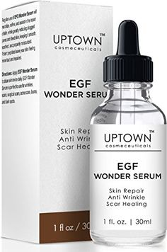 Uptown Cosmeceuticals Anti Wrinkle  Acne Scar Removal EGF - http://freebiefresh.com/uptown-cosmeceuticals-anti-wrinkle-acne-review/