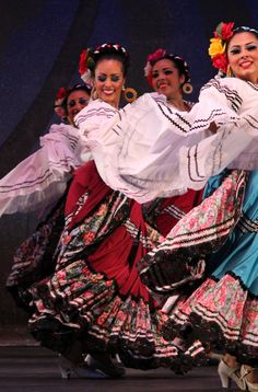 Sinaloa. Ballet Folklorico de Carlos Moreno. Photo courtesy of Ana Sornia Perez
