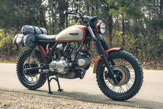 Super Scrambler: an old-school Ducati custom by Analog Motorcycles.