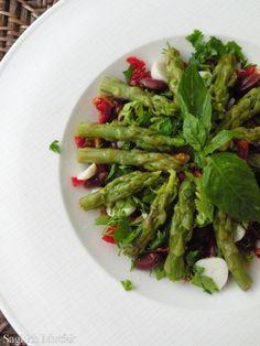 Asparagus, Healthy Life, Salads, Appetizers, Favorite Recipes, Snacks, Vegan, Dining, Vegetables