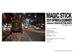 LOOK BOOK | MAGIC STICK ENTERTAINMENT