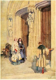 Eleanor Fortescue Brickdale - Golden Book of Famous Women