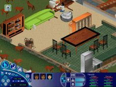 When you wanted to bring home a nice friendly pet, but got stampeded by a herd of dogs instead. The 29 Weirdest Things Ever To Happen When Playing The Sims The Sims, Sims 1, Video Games Funny, Funny Games, Can't Stop Laughing, Laughing So Hard, Sim Fails, Sims Memes, Sims Humor