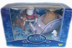 Rudolph the Island of Misfit Toys Santa's Sleigh Figure Set by Memory Lane, http://www.amazon.com/dp/B001FSVESS/ref=cm_sw_r_pi_dp_LDaTrb02F69KB