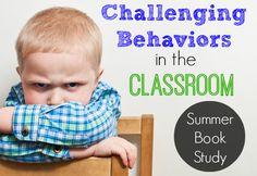 How to Handle Challenging Behaviors in the Classroom