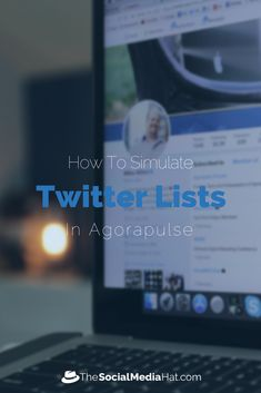 Wouldn't it be great to be able to view Twitter List content within Agorapulse so that you can reply, retweet or even assign that content? Here's how Content Marketing, Online Marketing, Social Media Marketing, Digital Marketing, Internet Marketing, Social Media Trends, Social Media Content, Twitter For Business, Twitter Bio
