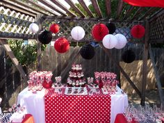 mickey and minnie birthday party - Google Search
