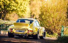 Classic Porsche 911 Carrera RS