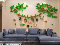 There are so many different options of wall decor, like: self adhesive wall stickers, removable vinyl wall art stickers, wall art sticker designs, Art Mural 3d, 3d Wall Art, Vinyl Wall Art, 3d Wall Decor, Wall Stickers Home Decor, Wall Decorations, Kids Room Design, Wall Design, 3d Sticker
