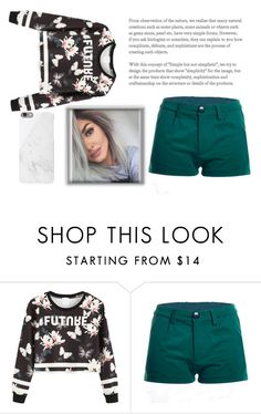"""""""Floral!"""" by eiet11 ❤ liked on Polyvore featuring Native Union"""