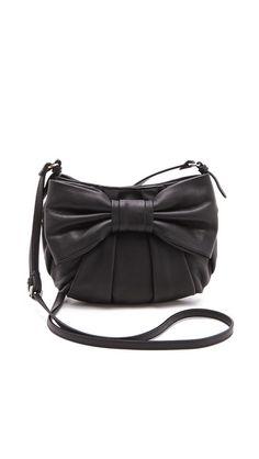 $395 RED Valentino Bow Cross Body Bag