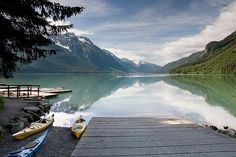 Chilkoot Lake, near Haines, Alaska...gorgeous!
