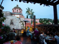 At these five rooftop eateries in San Miguel de Allende, you'll find great food, inventive drinks, and Instagram-worthy views over the city.