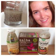 Upgrade your #beauty routine with #salbasmart #chia seeds! Learn how to make a chia exfoliator and enter to #win 2 pouches of #chiaseeds! TWO winners will be chosen! #GIVEAWAY
