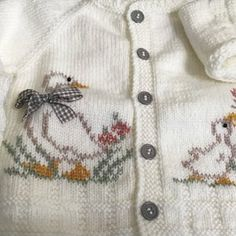 Baby cardigan with - Crochet , Knitting pattern.Baby cardigan with Tanya Ivanova added a photo of their purchase Bebek patik. Baby Knitting Patterns, Pattern Baby, Top Pattern, Baby Patterns, Hand Knitting, Cardigan Bebe, Knit Cardigan Pattern, Knitted Baby Cardigan, Winter Cardigan