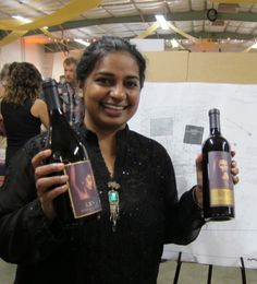 Kunal Mittal of LXV Wines  reviewed at http://californiawinefan.com/paso-robles-garagiste-festival-2014-not-pinot-noir/