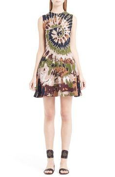 Valentino Tie Dye Jacquard Knit Dress $3,600.00  #Reviews #fashionclothing #DesigerClothing