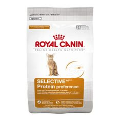 Royal Canin® Selective 40 Protein Preference Adult Cat Food | Dry Food | PetSmart